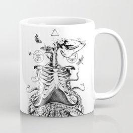 Engraving - Chimera_01 Coffee Mug