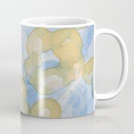 Transparent Flower 50s Coffee Mug