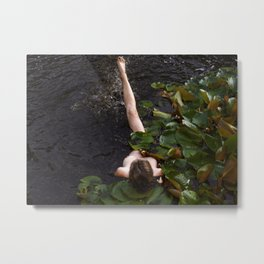 This is Not what You think It is Metal Print
