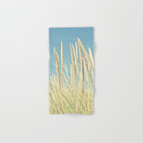 Beach Grass Hand & Bath Towel