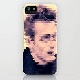 JAMES D iPhone Case