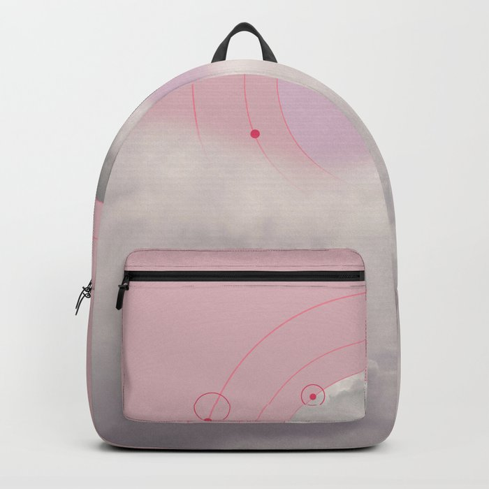 Floating in Clouds Backpack
