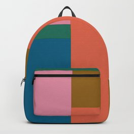 WAY OF HOPE 2 , Bauhaus Design/Style Backpack