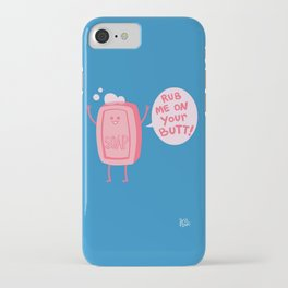 Lil' Soap iPhone Case