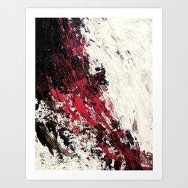 The Blackening (Alchemy; phase one) Art Print
