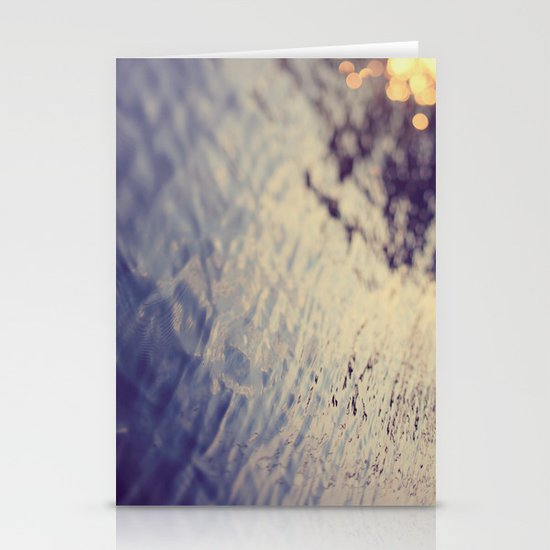 Into Night Stationery Cards