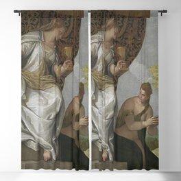 Paolo Veronese - Faith Blackout Curtain
