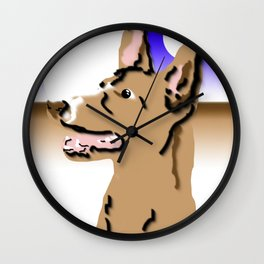 Alfie Wall Clock
