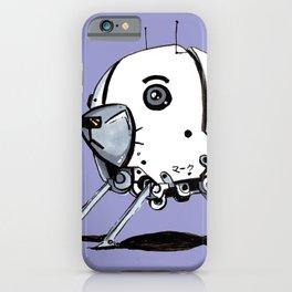 ADORE-A-BOT iPhone Case