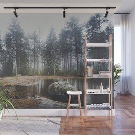 Moody mornings Wall Mural