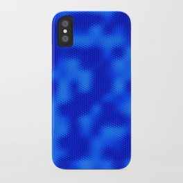 Nuclear Blueberry iPhone Case