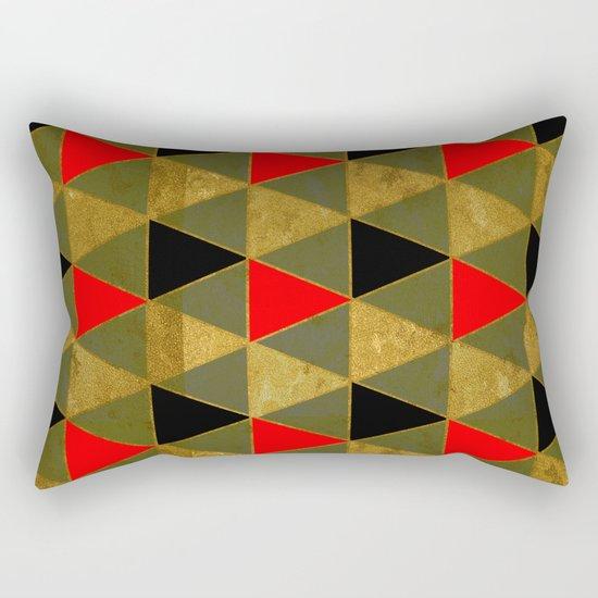 Abstract #481 Rectangular Pillow