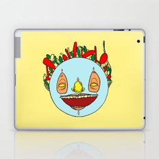 Heads Up! Laptop & iPad Skin