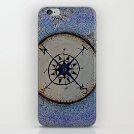 Find Your Way iPhone Skin