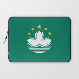Flag of Macau Laptop Sleeve