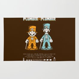 Plumber and Plumber Rug