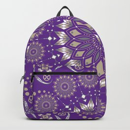 Ancestors (Purple) Backpack