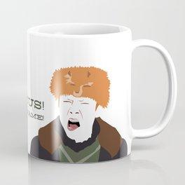 Scut Farkus! What A Rotten Name! Coffee Mug