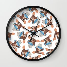 Gizmo wants to swim Wall Clock