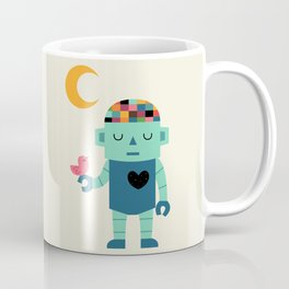 Robot Dreams Coffee Mug