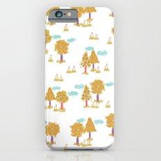 Butterfly Garden - Trees iPhone 6s Slim Case