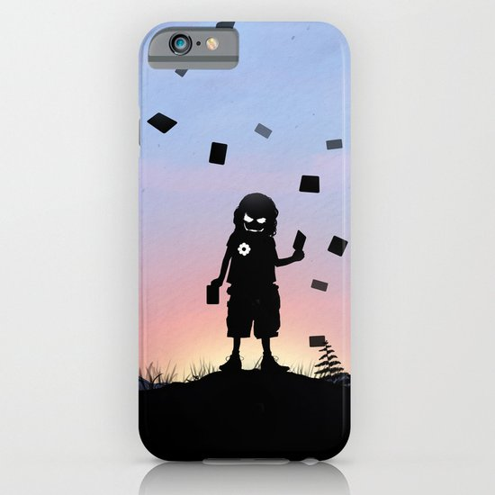 Joker Kid iPhone & iPod Case
