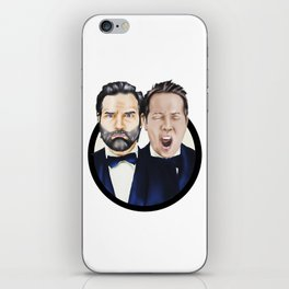 Adam and Joe iPhone Skin