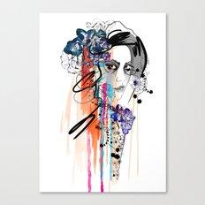 Poison Canvas Print