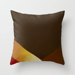 Jazz Festival 2012 (Number 1 in a series of 4) Throw Pillow