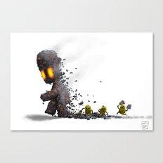 AshBoy Canvas Print
