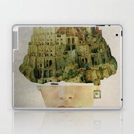 Miss Babel Laptop & iPad Skin
