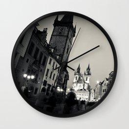The Orloj: Prague, Czech Republic.  Wall Clock