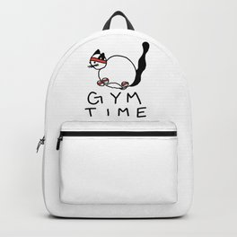 Gym Time Backpack