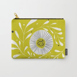 Yellow Day Carry-All Pouch