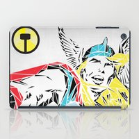 thor iPad Cases featuring Thor by Josh Ln