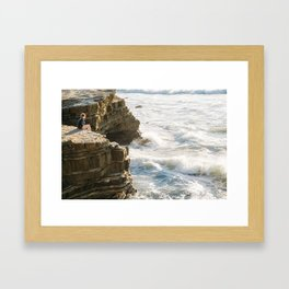 Ocean of Dreams Framed Art Print