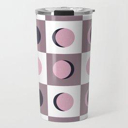 Blush Moon Cycle Travel Mug