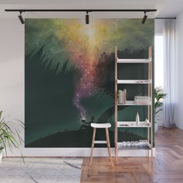 The Dreamer of Everywhere, Everything, Everytime Wall Mural