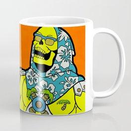 Sunset Over Castle Grayskull Coffee Mug