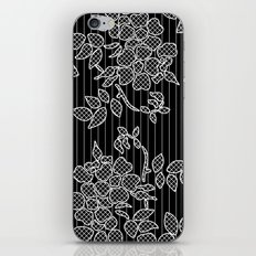 LIVING IN BLACK AND WHITE iPhone & iPod Skin