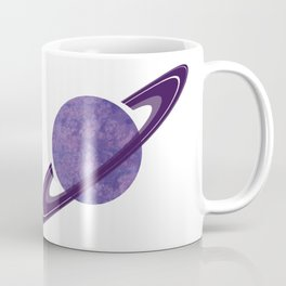 Saturn's Indigo Coffee Mug