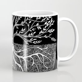Druid Tree of Life Coffee Mug