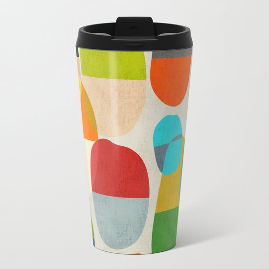 Jagged little pills Metal Travel Mug