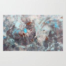 Mistral Breeze - Original Abstract Art by Vinn Wong Rug