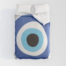 Evil Eye Symbol Comforters