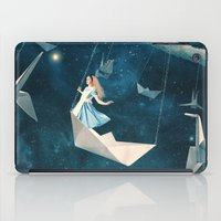 star iPad Cases featuring My Favourite Swing Ride by Paula Belle Flores