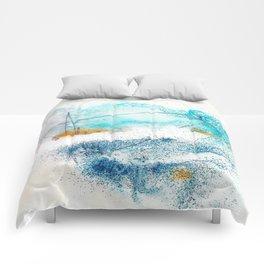 early morning II Comforters