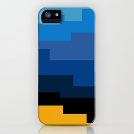 Summer 2016 In Blue iPhone Case
