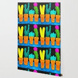 Cacti Squad Wallpaper