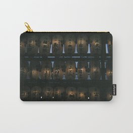 Japanese Lantern Carry-All Pouch